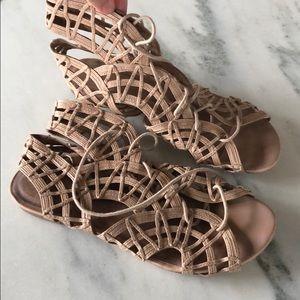 Joie Caged Sandal